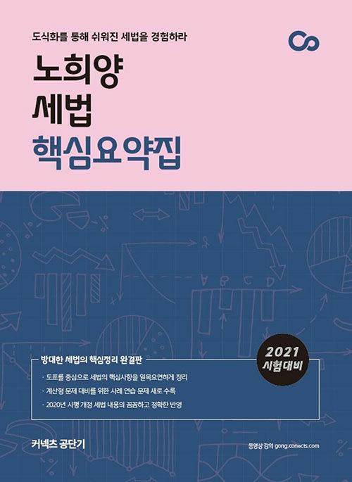 2021 노희양 세법 핵심요약집