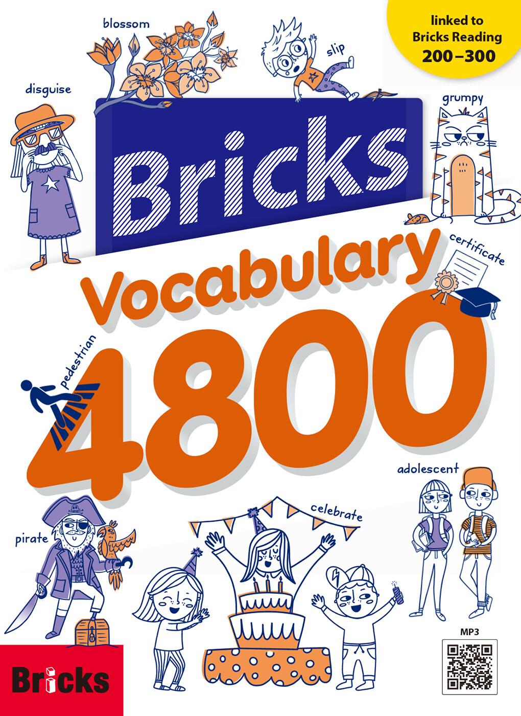 Bricks Vocabulary 4800